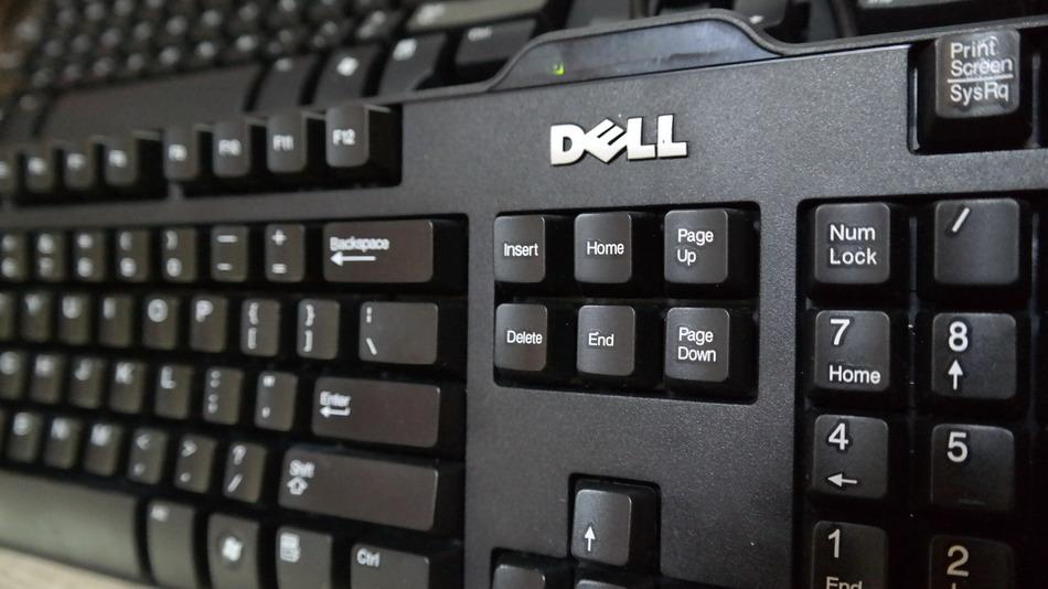 号称史上最耐用的薄膜键盘DELL SK8115升级版L100