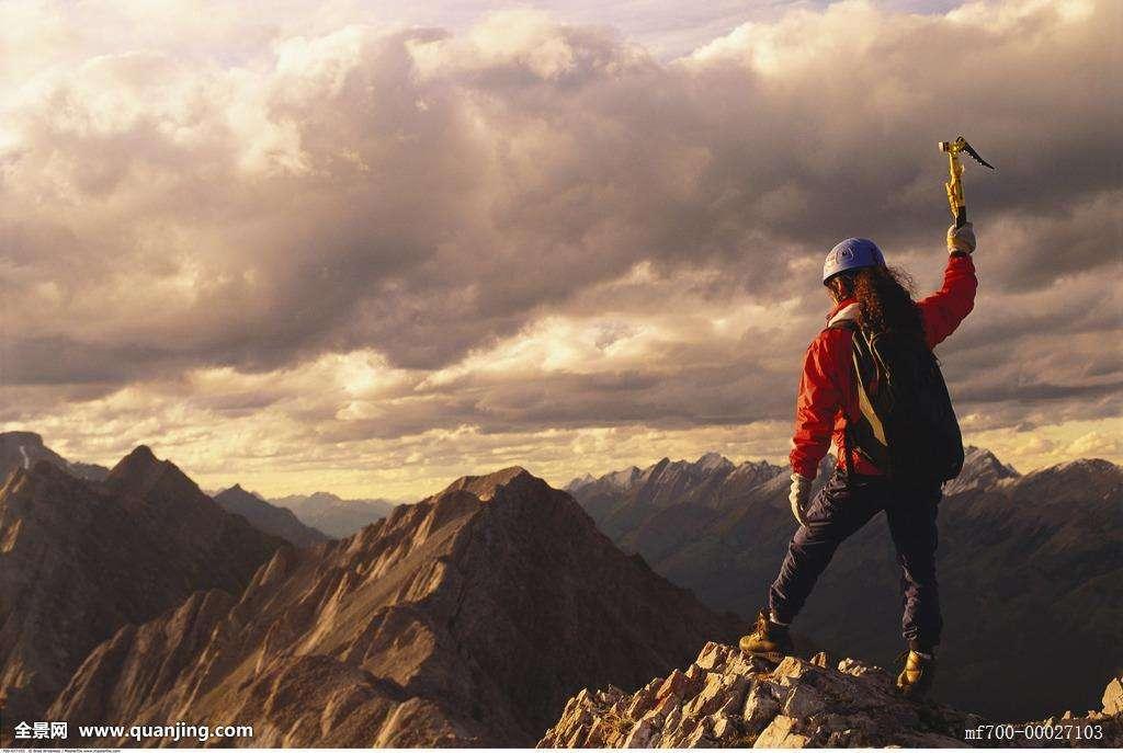 一张图教你登山包怎么打包装备