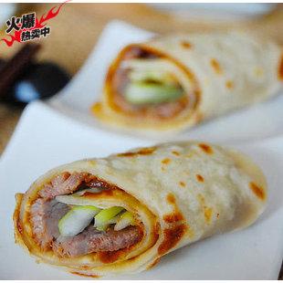 (台湾小吃)台北牛肉卷饼技术配方(附自制酱配方)小吃技术配方