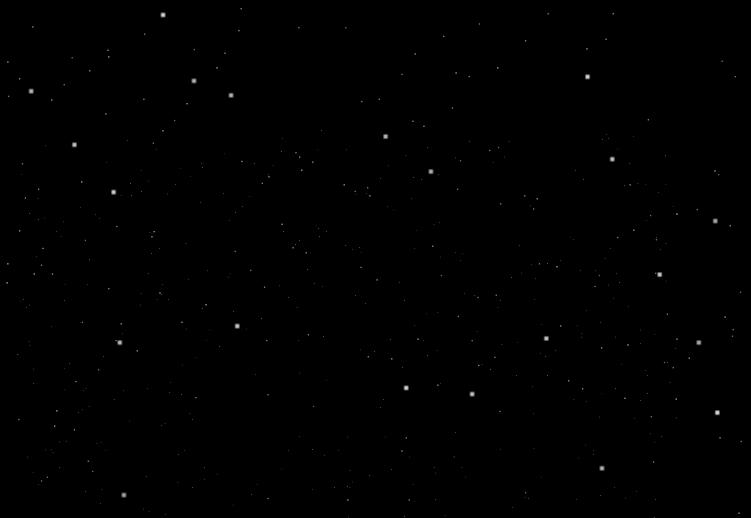 纯css3绘制3D星空背景动画特效