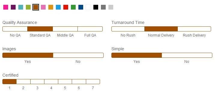 jQuery表单单选按钮美化制作滑动式单选按钮选择样式美化