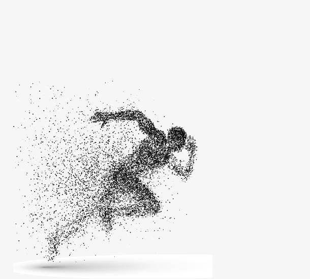 <a href=https://www.moyublog.com/tags/keji/ target=_blank class=infotextkey>科技</a>粒子奔跑的运动健儿