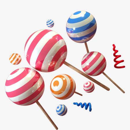 创意六一忆童年儿童销海报棒棒糖