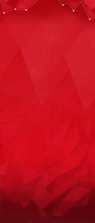 红色节日店铺背景