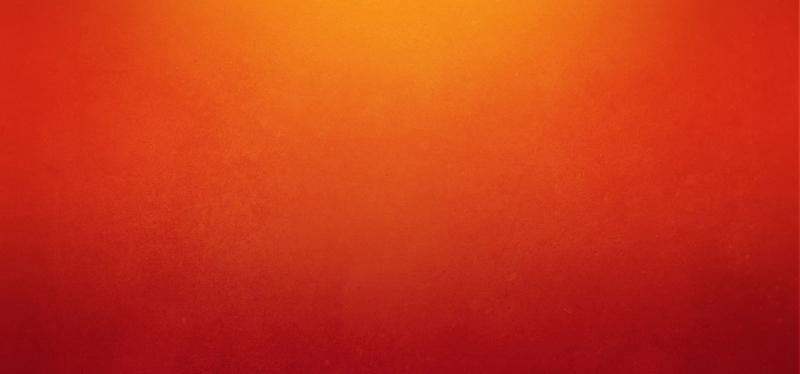 橙色渐变背景