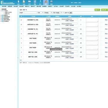 帝国CMS整站模板新闻资讯个人博客工作室视频收费播放下载自适应手机HTML5后台功能