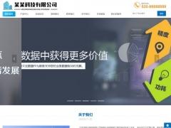 帝国CMS模板整站HTML5响应式手机自适应企业公司产品展示作品文章新闻图片网站-ecms265