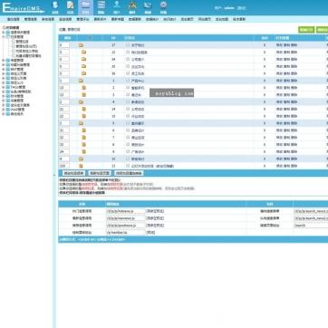 简单大气公司企业工作室帝国CMS整站HTML5响应式自适应手机模板后台功能